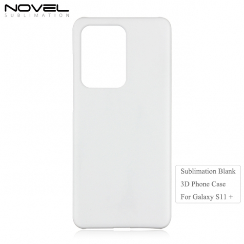 2020 New 3D Sublimation Blank Phone Case For Galaxy S11 Plus