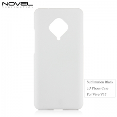 Custom 3D Blank Heat Transfer PC Phone Case For Vivo V17