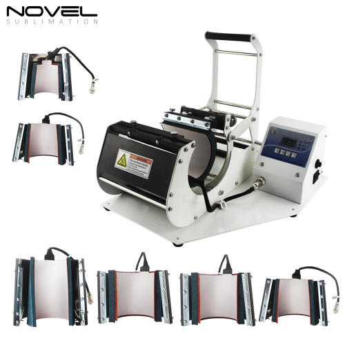 Hot Sales Regular  6 In 1 Combo Mug Heat Press For Sublimation