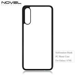 Factory Wholesales 2D Blank PC Phone Case For Galaxy A70S