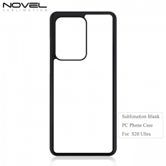 Hot Sales 2D Plastic Sublimation Phone Case For Galaxy S20 Ultra