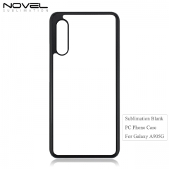 High Quality Blank Sublimation 2D PC Phone Cover For Sam sung A90 5G
