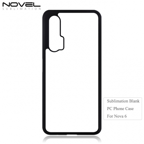 2020 Newly Blank 2D PC Phone Case For Huawei Nova 6