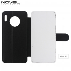 Custom Blank PU Leather PC Phone Case For Huawei Mate 30