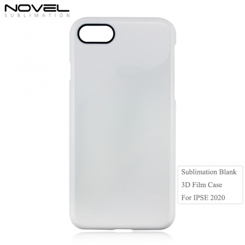 New Arrival 3D Sublimation Blank Film Phone Cover for iphone SE 2020