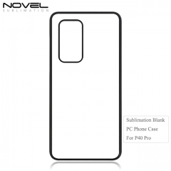 New Arrival 2020 Blank 2D PC Phone Case For Huawei P40 Pro