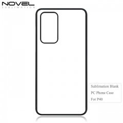 New Arrival 2020 Sublimation Blank 2D PC Phone Case For Huawei P40