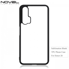 High Quality Sublimation Blank 2D TPU Phone Case For Huawei Honor 20