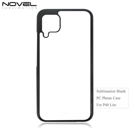 2020 New Arrival Sublimation Blank 2D PC Phone Case For Huawei P40 Lite