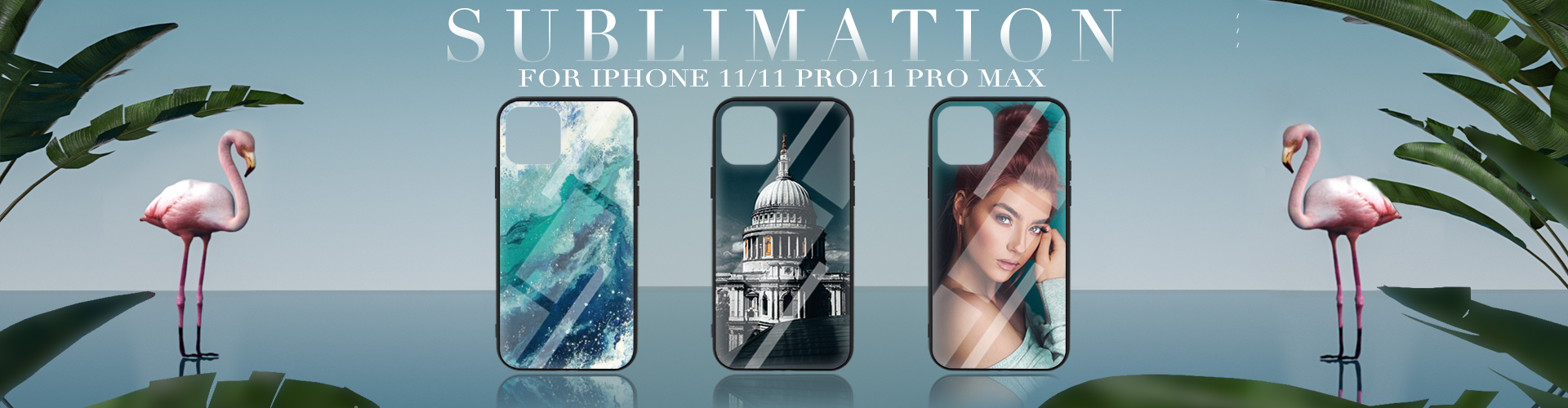 New Sublimation phone case