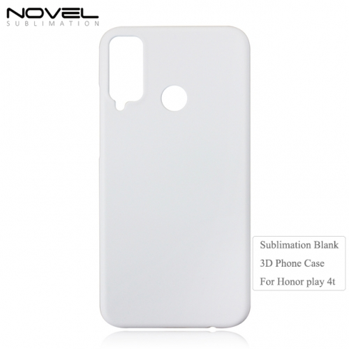 2020 New 3D Blank PC Phone Case For Huawei Honor play 4T
