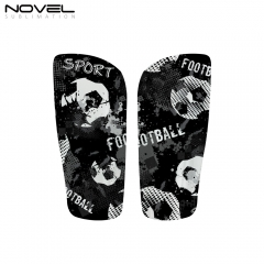 High Quality Personalized Sublimation Soccer Shin Guards