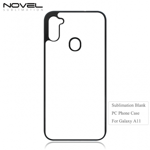 High Quality 2D Blank Sublimation PC Phone Case For Sam sung A11