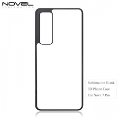 2020 New Arrival  Blank 2D PC Phone Case For Huawei Nova 7 Pro