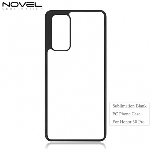 New Arrival Blank 2D Plastic Phone Case For Huawei Honor 30 Pro