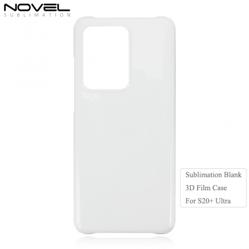 High Quality3D Sublimation Blank Film Phone Cover for Galaxy S20 Ultra