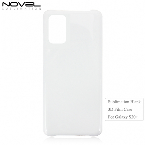 New Arrival 3D Blank Film Phone Cover for Galaxy S20 Plus