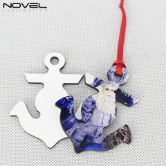 Sublimation Blank 3mm Double side MDF Ornaments