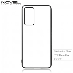 2020 New Arrival Sublimation Blank 2D TPU Phone Case For Huawei P40