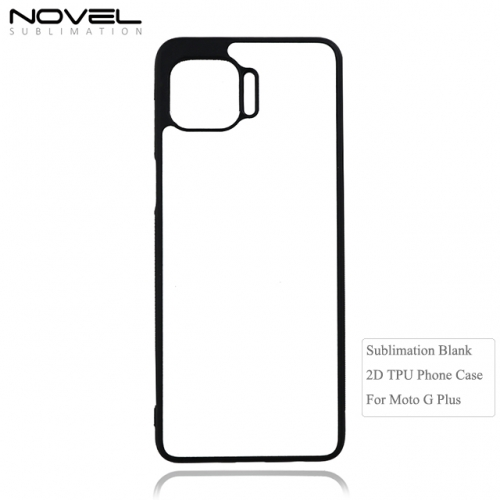 High Quality 2D TPU Sublimation Blank Phone Case For Moto G 5G Plus