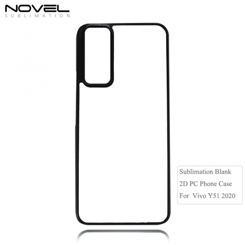 for Vivo Y51 2020/ Blank Sublimation 2D PC Mobile Phone Case