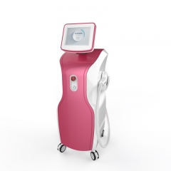 Vertical model E1 755 808 1064nm Mixed Wavelength Diode Laser Hair Removal Laser Epilator 2019
