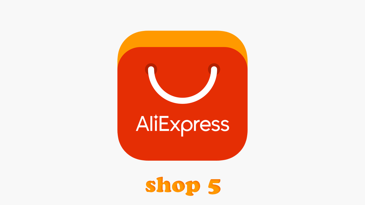 AliExpress shop 5