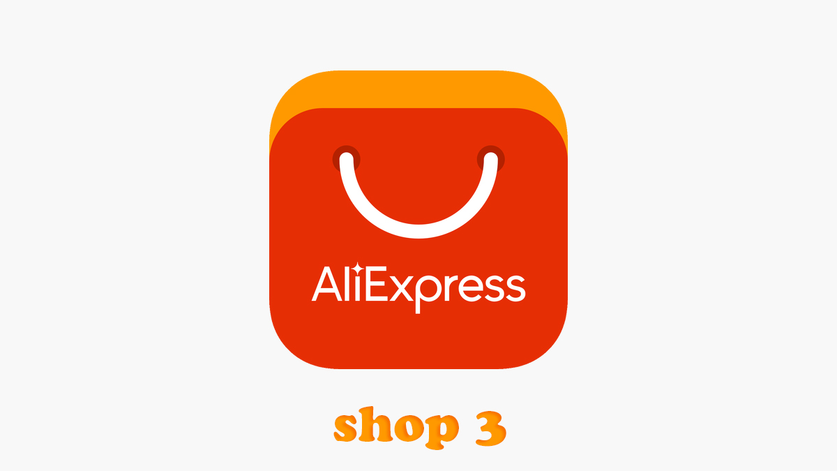AliExpress shop 3