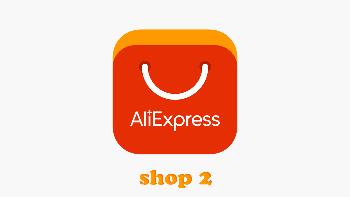 AliExpress shop 2