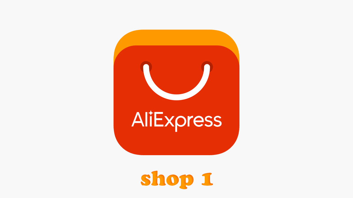 AliExpress shop 1