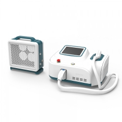 Portable MODULE C Micro Channel 4.0 808nm 600W Diode Laser Hair Removal Machine
