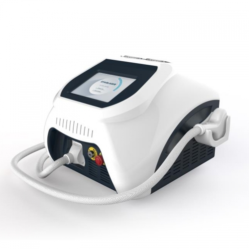 Micro channel cooling 808NM 600W portable Diode Laser Hair Removal Machine