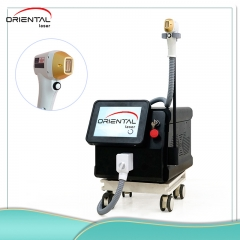 Rabby Triple wavelength 808+755+1064 800W Diode Laser Hair Removal Machine
