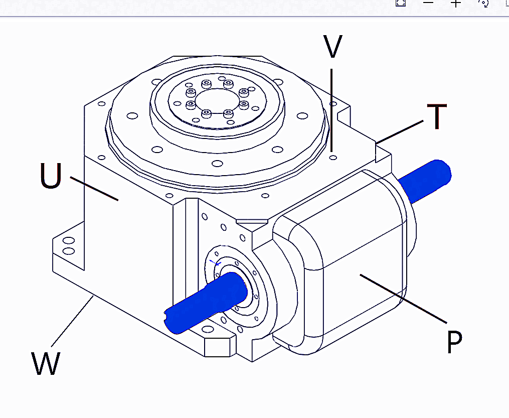 cam indexer application,rotary cam indexer