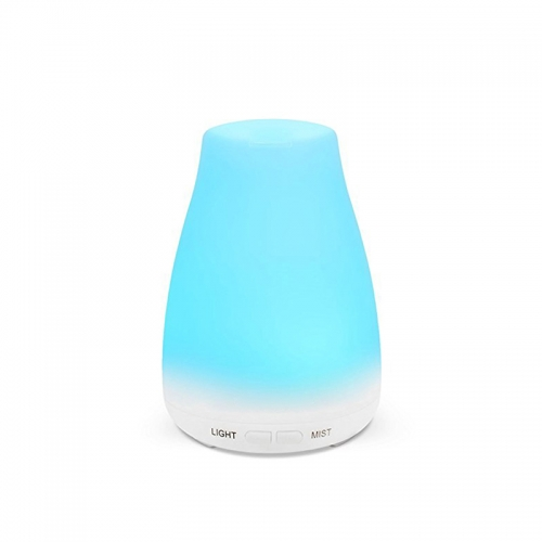 Acrylic air humidifier machine purifier freshener bottle 100ml aroma diffuser