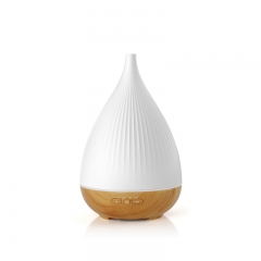 2020 hot sale wood grain essential oil aoma diffuser USB air humidifier