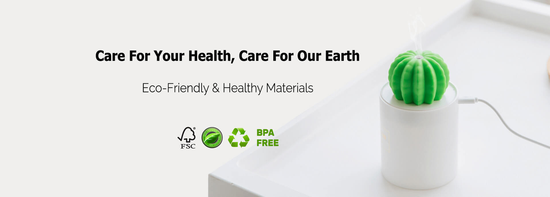 Care For Your Health, Care For Our Earth