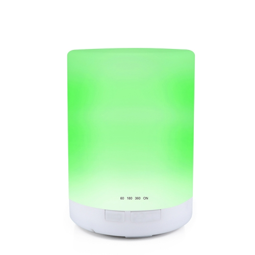 Ultrasonic Diffuser White Essential Oil Diffuser Aroma Diffuser with Timer BPA Free Auto Shut Off 300ml