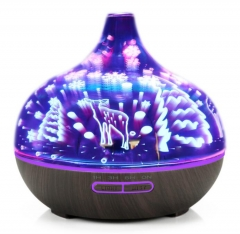 ultrasonic humidifier electric perfume air freshener automatic diffuser