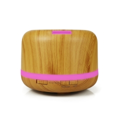 Ultrasonic Aromatherapy Essential Oil Diffuser 300ml wooden air humidifier