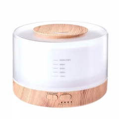 Ultrasonic Aroma Diffuser with Remote Control 500mL Essential Oil Diffuser