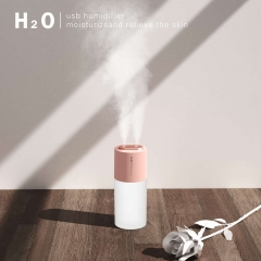 Mini Ultrasonic Atomizer USB Air Humidifier Room Car Humidifiers