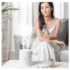 Handy Aromatic Diffuse Cool Mist Ultrasonic Air Portable Humidifiers