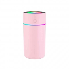 LED Portable Mini USB Cool Mist Air Humidifier for Car Home Office Use