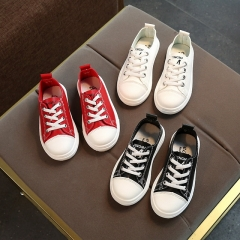 Boys casual baby shoes girls white shoes Korean plate shoes