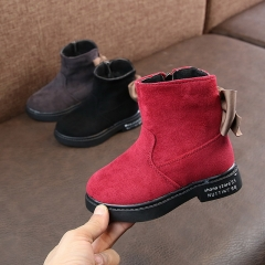 Autumn and winter girls long boots new high boots