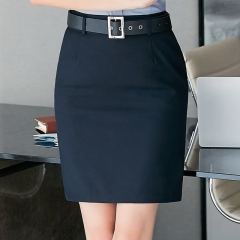 OL wild office professional skirt with pocket dress