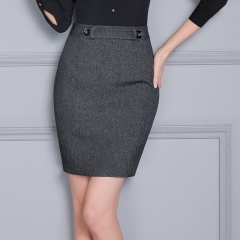 Women's Slim Professional Dress OL Commuter Skirt