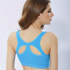 Running fitness shockproof female sports underwear