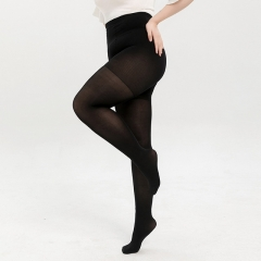 Women's double-sided plus size XL stockings pantyhose